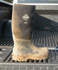 Muck is the Cadillac of work boots!